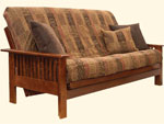 speccial month all wooden futon